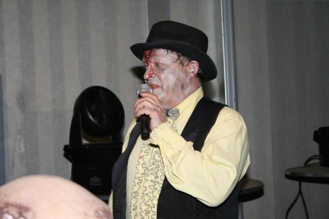 2008 Midwest Haunters Convention - Masquerade Ball - Crazy Bob Turner - Picture