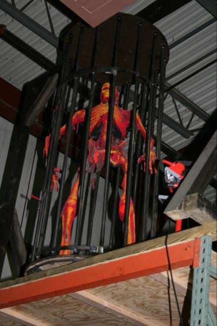2008 Midwest Haunters Convention - Scarefactory Tour - Picture