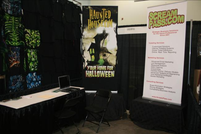 2008 Midwest Haunters Convention - Screampass Ticketing - Picture