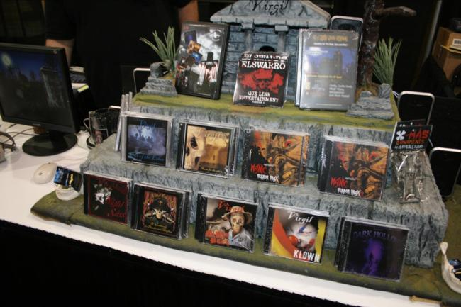 2008 Midwest Haunters Convention - Virgil Music - Picture