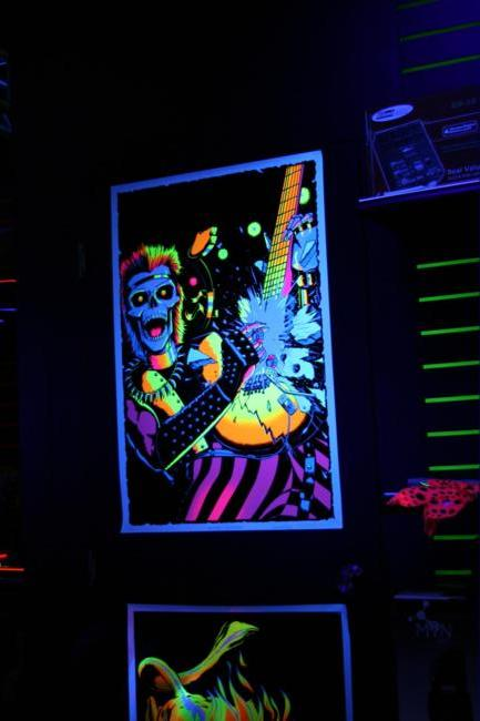 Transworld Dark Zone - BlackLight.com - Picture