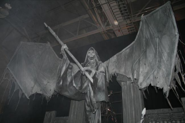 Transworld Dark Zone - Scarefactory - Picture