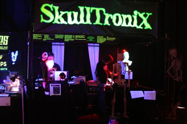 Transworld Dark Zone - Skulltronix - Picture