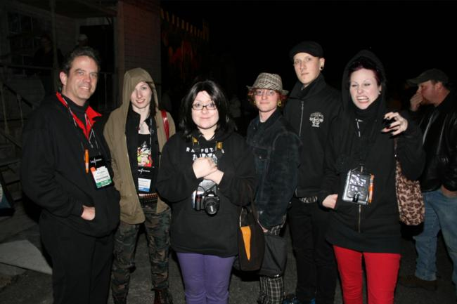 People at Transworld - Svenpuss Haunt Group (Rockford IL) - Picture