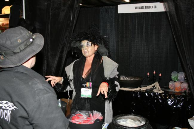 Transworld Show Floor - Alliance Rubber Company - Picture