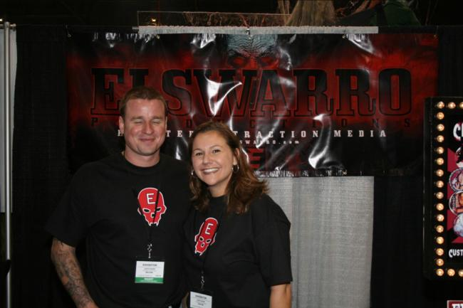 Transworld Show Floor - Elswarro Productions - Picture