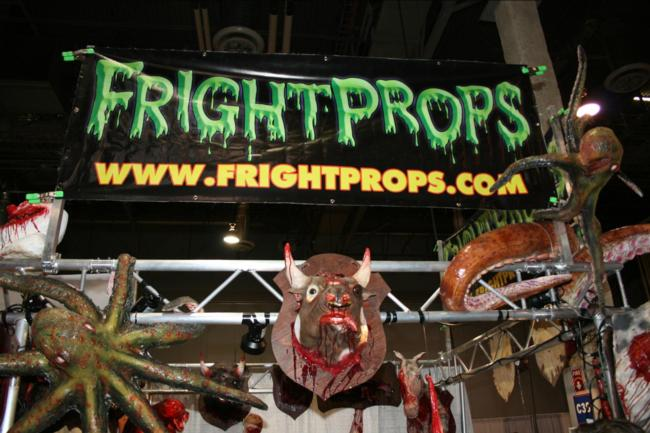 Transworld Show Floor - Fright Props - Picture