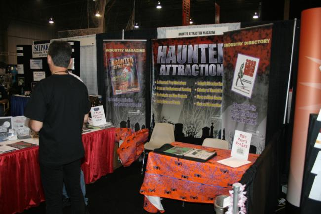 Transworld Show Floor - Haunted Attraction Magazine - Picture