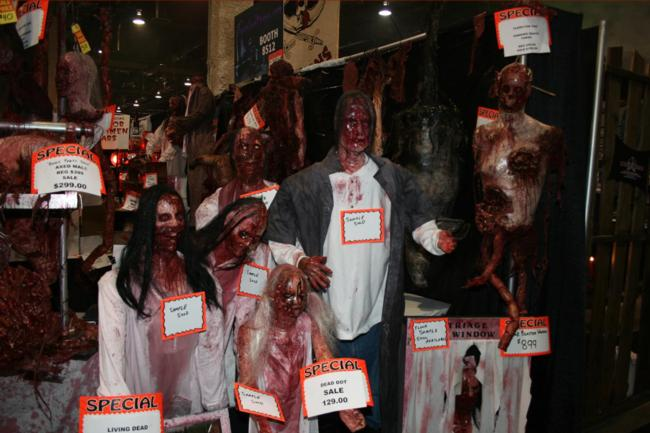 Transworld Show Floor - Haunted Props - Picture