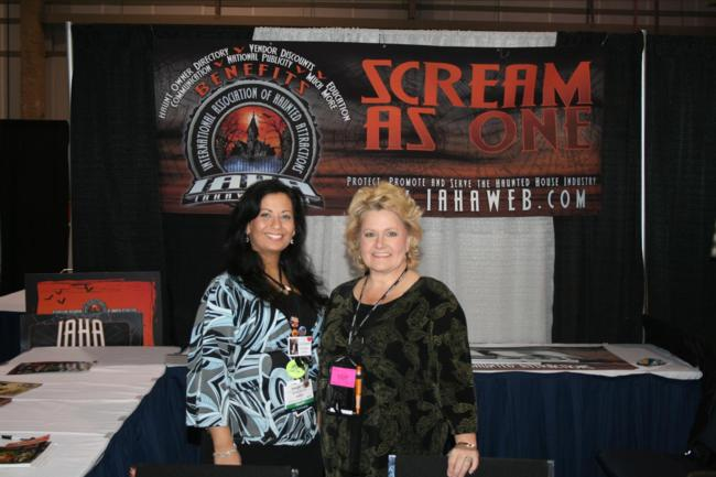 Transworld Show Floor - IAHA - International Association of Haunted Attractions - Picture