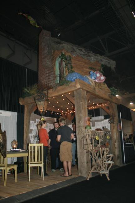 Transworld Show Floor - Mossology - LaFond Effects - Picture