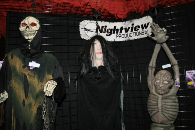 Transworld Show Floor - Nightview Creations - Picture
