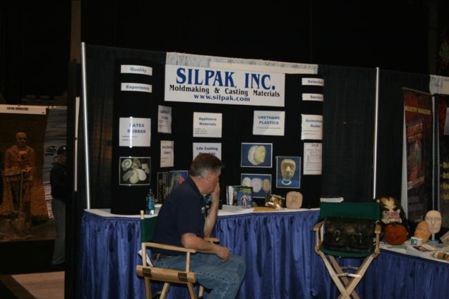 Transworld Show Floor - Silpac Inc - Picture