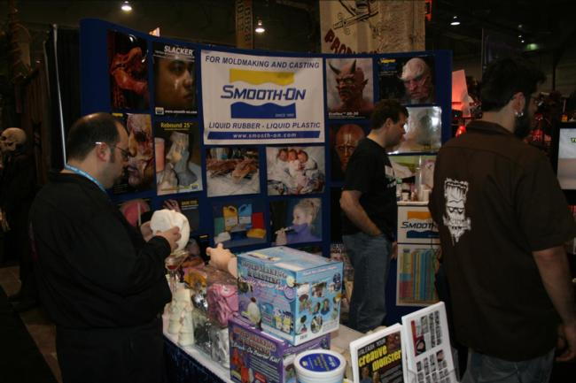 Transworld Show Floor - Smooth-On - Picture