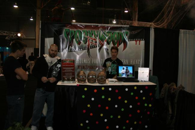 Transworld Show Floor - Spookywoods FX - Picture