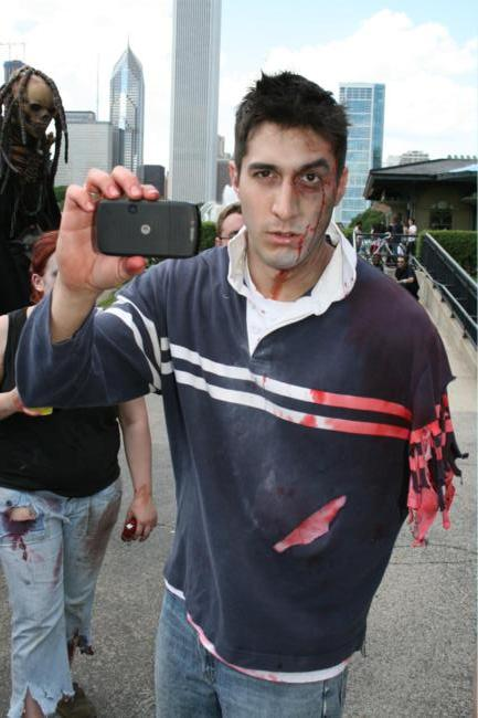 2008 Zombie March Chicago -  - Picture