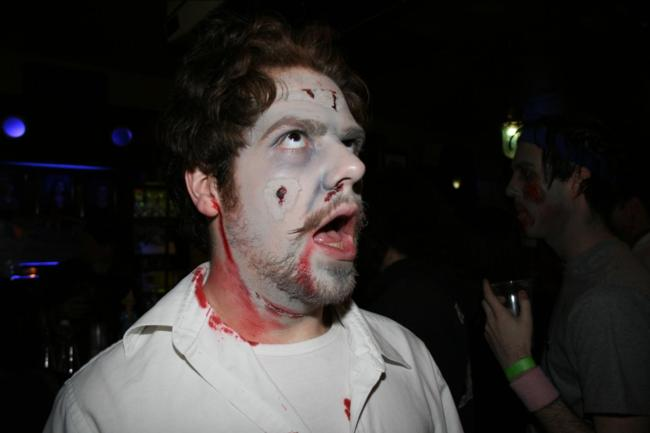 2008 Chicago Zombie Pub Crawl - 1st Annual Chicago Zombie Pub Crawl presented by pH Productions - Picture