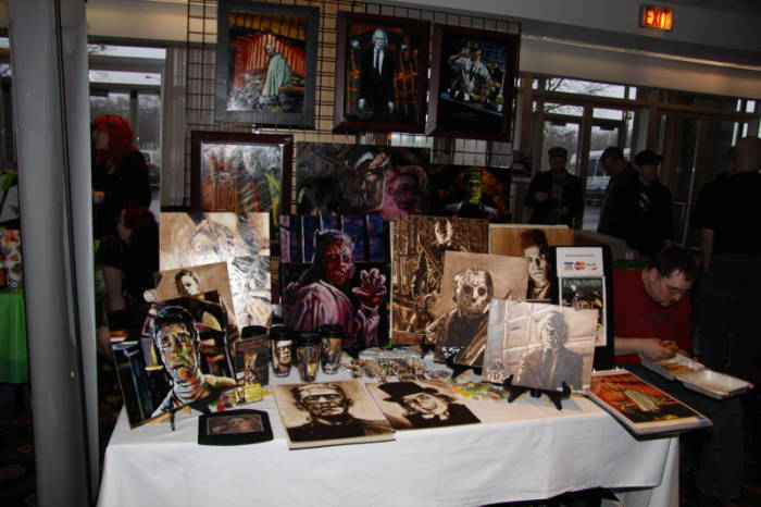 2009 Fangoria Horror Convention
