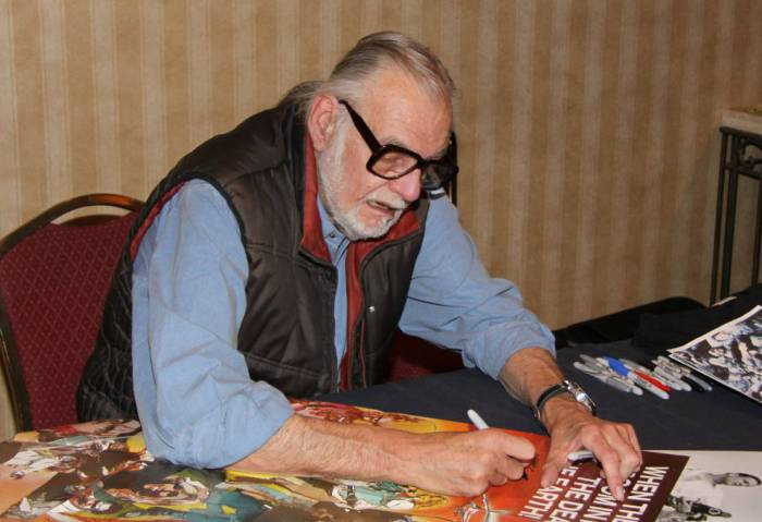 2009 Fangoria Horror Convention  - George Romero - Director of the Dead