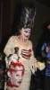 2nd place in the Ms Scary Midwest contest when to Goldie Woodhead, with her Bride of Frankenstein character (Sponsored by House of Haunted Knights).