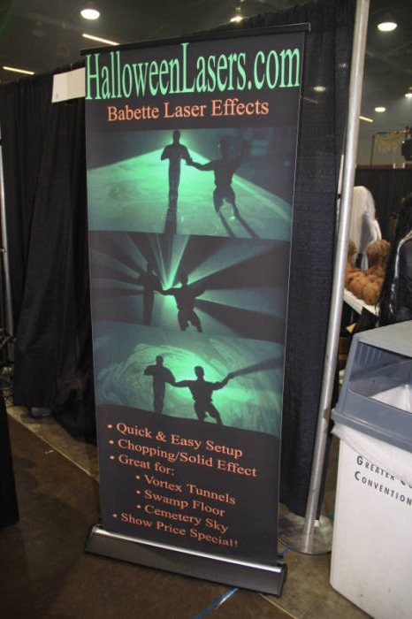 2010 MHC - The Show Floor  - Babette Laser Effects
