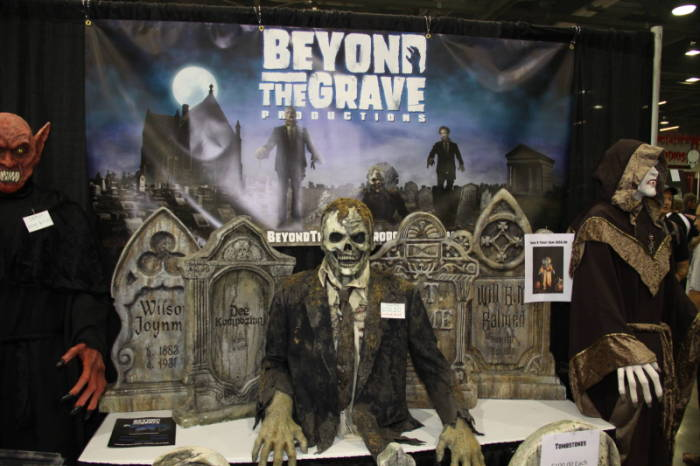 2010 MHC - The Show Floor  - Beyond the Grave Productions