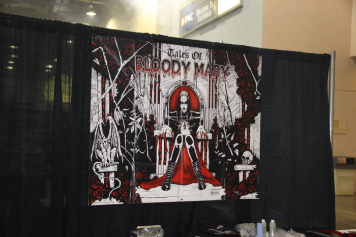 2010 MHC - The Show Floor  - Bloody Mary