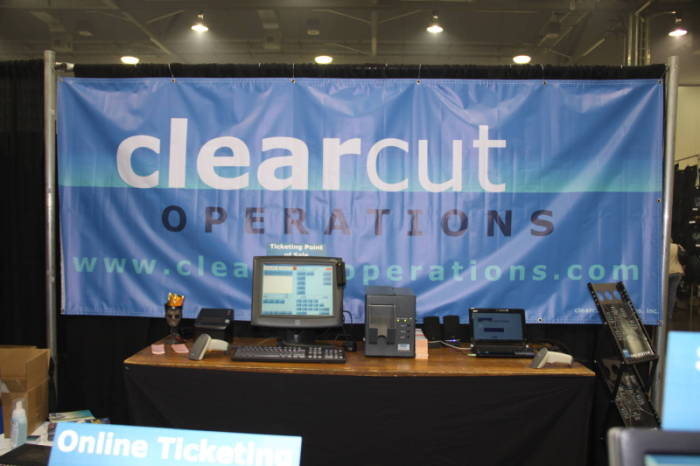2010 MHC - The Show Floor  - Clearcut Operations