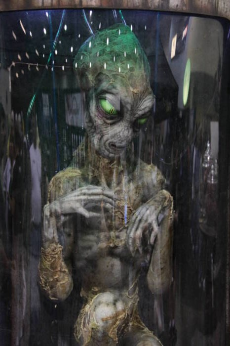 2010 MHC - The Show Floor  - Creature Corps