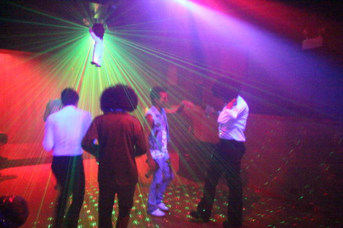 2010 Zombie Disco