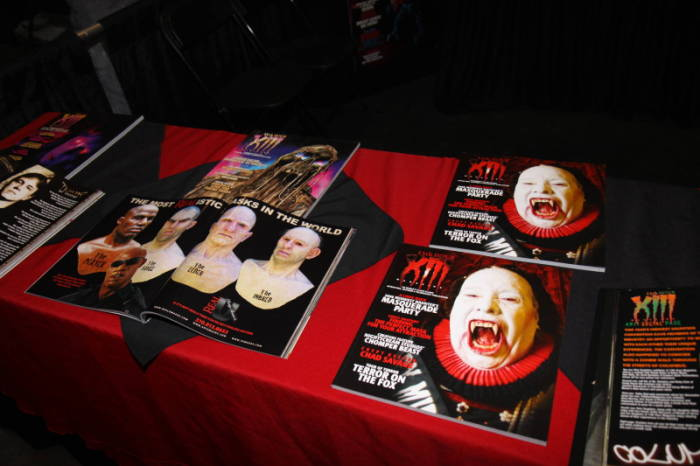 2011 MHC - The Show Floor  - 13th Hour Magazine