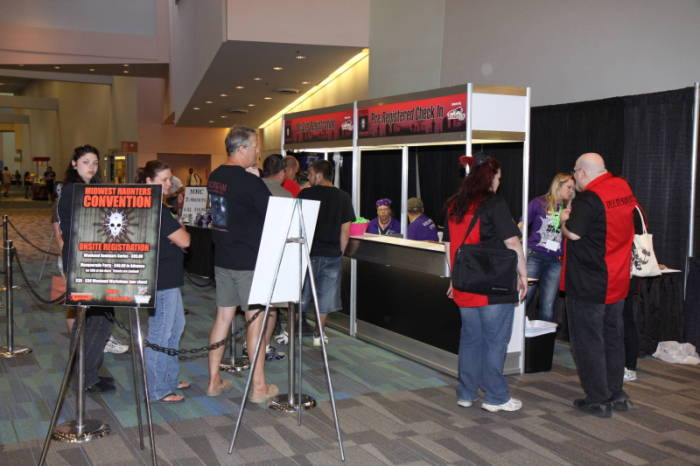 2011 MHC - The Show Floor