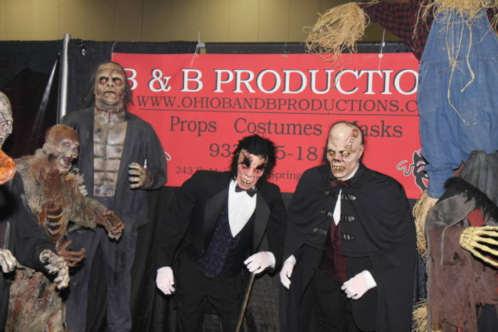 2011 MHC - The Show Floor  - B and B Productions