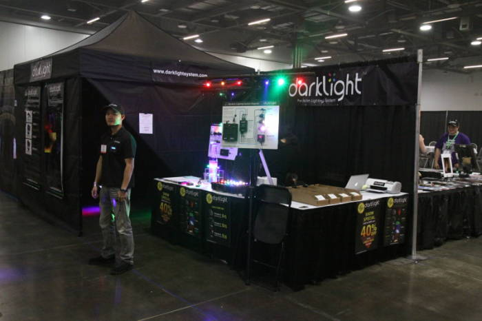 2011 MHC - The Show Floor  - Darklight