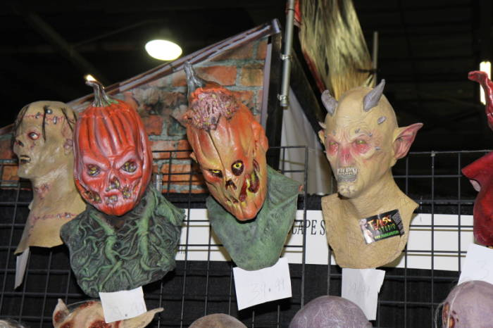 2011 MHC - The Show Floor  - Fearscape Studios