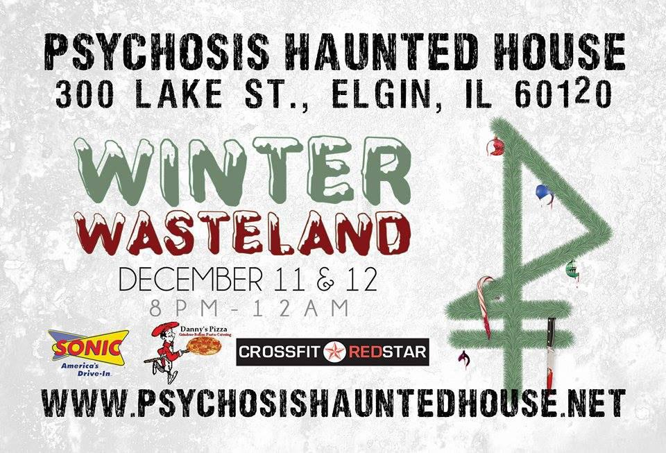 Hauntedillinois Com 2015 Christmas Holiday Krampus Haunted Houses