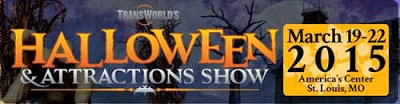 Transworld 2015 Halloween and Attractions Show - Haunt Show - St. Louis MO Missouri