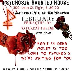 Psychosis Haunted House