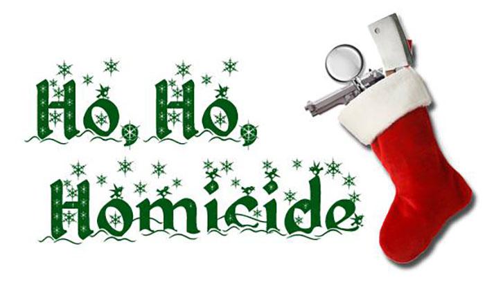 Ho Ho Homicide Murder Mystery Dinner in Rockford, IL