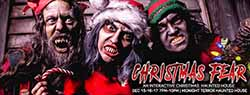 Christmas Fear at the Midnight Terror Haunted House (Oak Lawn, IL)