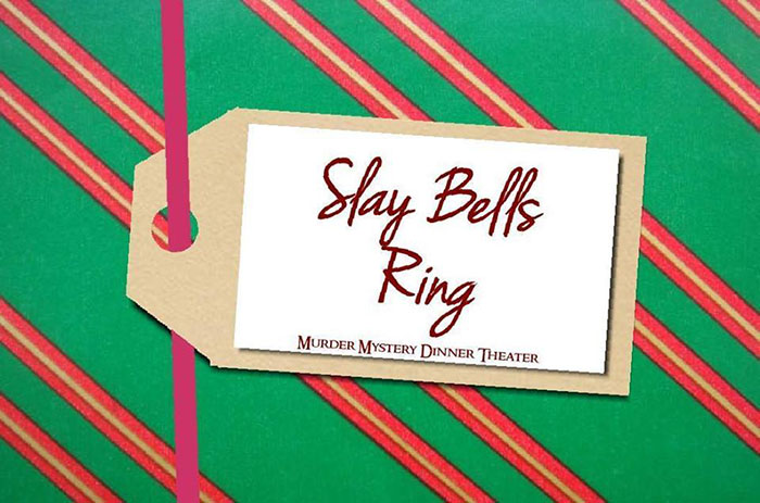 Slay Bells Ring Murder Mystery Dinner at Skellington Manor (Rock Island, IL)