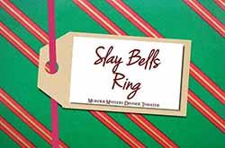 Slay Bells Ring Murder Mystery Dinner at Skellington Manor (Rock Island, IL)