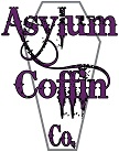 Asylum Coffin Co has signed on as our first official sponsor!