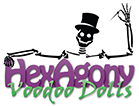 Hex Agony Voodoo Dolls has signed on as a sponsor!