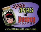 Little Jars of Horror has signed on as a sponsor!