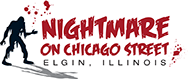 Nightmare on Chicago Street has signed on as a sponsor!