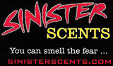 Sinister Scents has signed on as a sponsor!