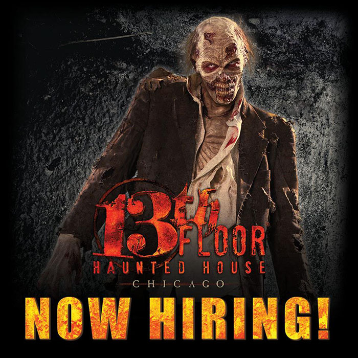 13th Floor Haunted House in Melrose Park, IL