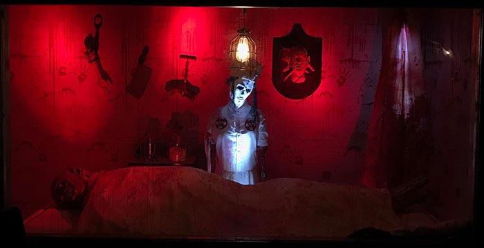 Darken Asylum in Minooka, IL