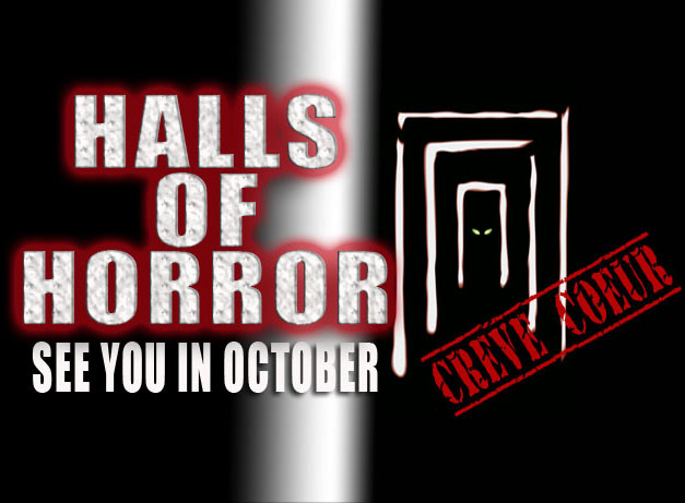 Halls of Horror in Creve Coeur, IL